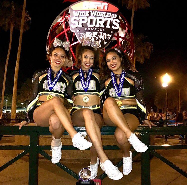 California Allstars Smoed 2017 2018 Cheerleading Worlds 2018 Cheer Athletics Cheer Poses Cheer Picture Poses