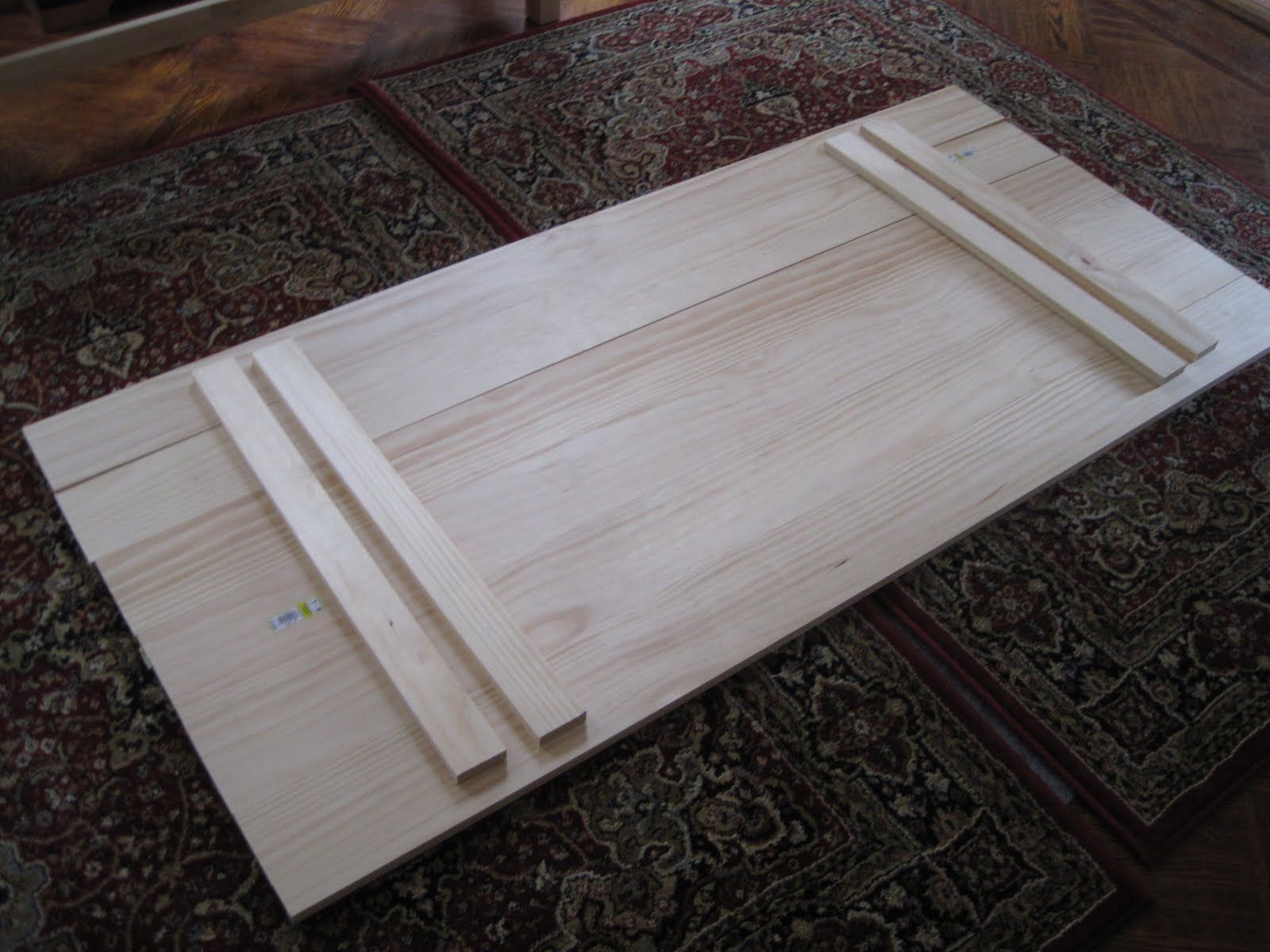 How To Solve Issue Of Ikea Lerberg Trestle Legs Moving About With Gerton  Beech Table Top
