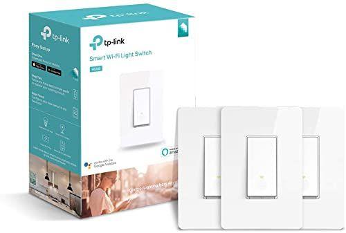 New Kasa Smart Light Switch Tp