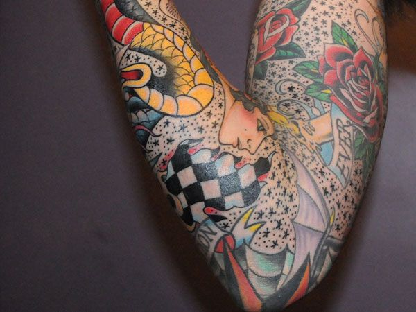 Tattoo Filler Sleeve Tattoo Filler Traditional Tattoo Fill In Tattoo Ideas