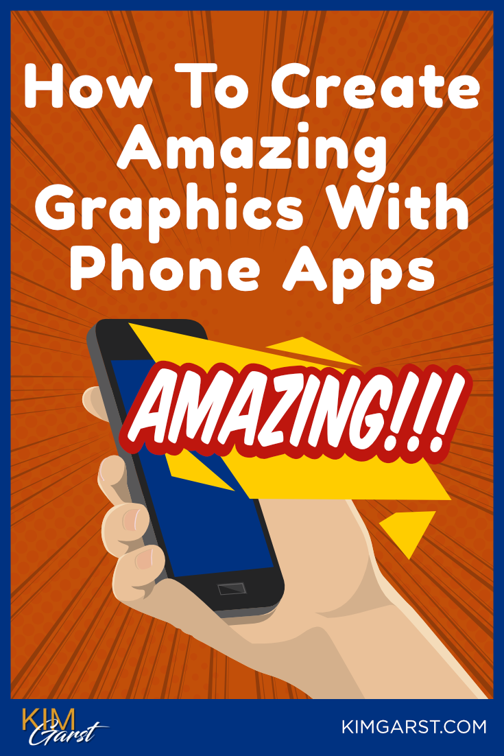 How To Create Amazing Graphics With Phone Apps Text