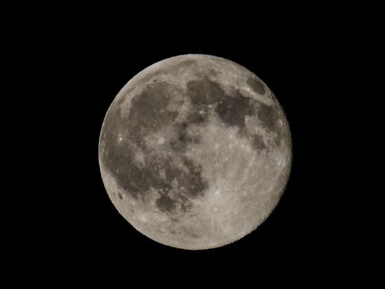News - Your best shots of the super rare Strawberry Moon - The Weather Network