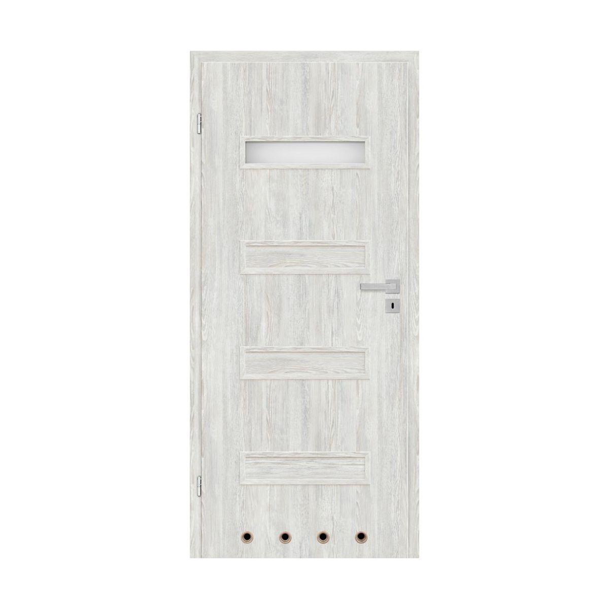 Skrzydlo Drzwiowe Cleo Astana Pine 80 Lewe Nawadoor Drzwi Wewnetrzne W Atrakcyjnej Cenie W Sklepach Leroy Merlin Tall Cabinet Storage Decor Home Decor