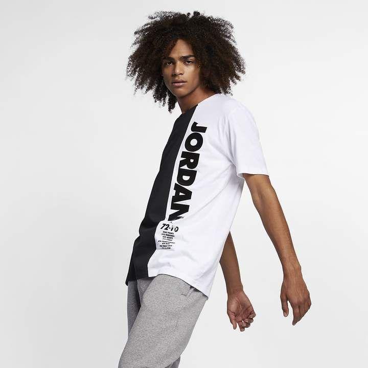 4615025a63e3 Jordan Men s Short-Sleeve Top Sportswear Legacy AJ 11