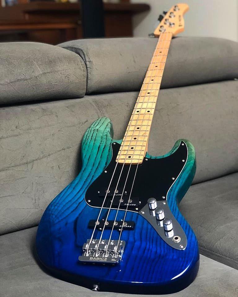 Osj 4 Pj Ash Guitar Bass Guitar Bass Guitar Lessons