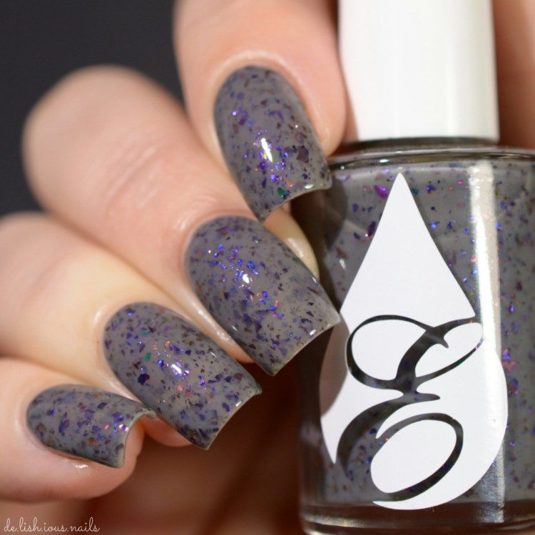 Envy Lacquer Galaxy Collection – Flakie Way