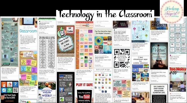 Top Technology Pinterest Boards For Teachers To Follow