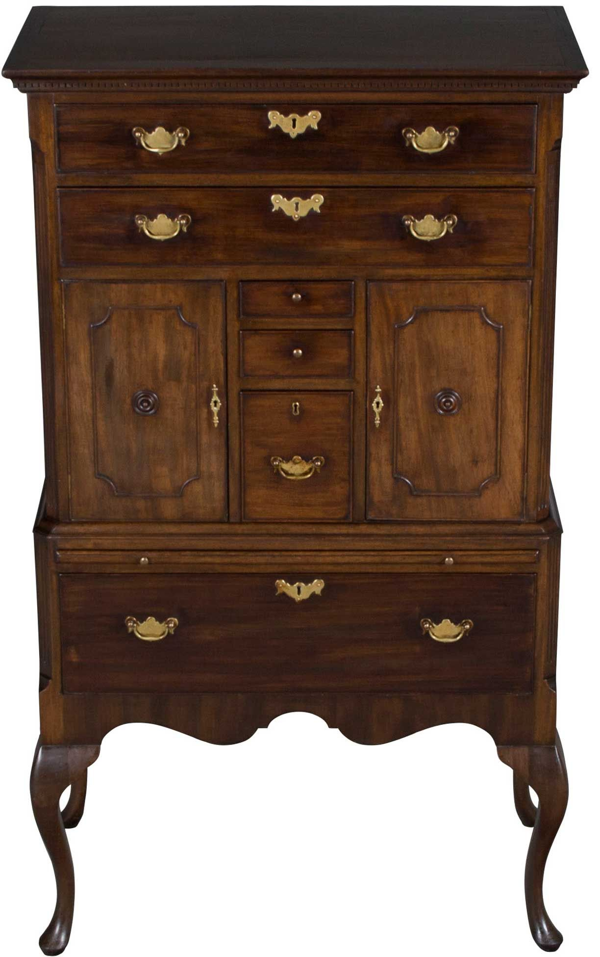 Best Small Antique Queen Anne Highboy Selling Furniture 400 x 300