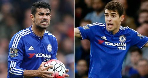 Oscar claims Diego Costa's Chelsea scoring run stems from... #FACup: Oscar claims Diego Costa's Chelsea scoring run stems from the… #FACup
