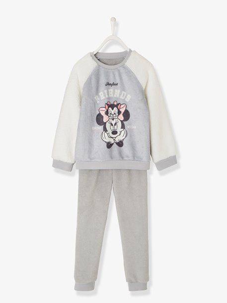 0a96633acf483 Pyjama Minnie® effet bi-matières - vertbaudet enfant