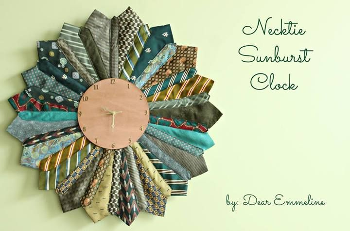 For my dad's old ties - Craftaholics Anonymous® | Necktie Crafts for Father's Day