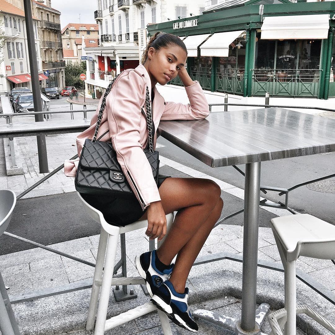 Nike Blazer Mid Diamant Blanc Instagram