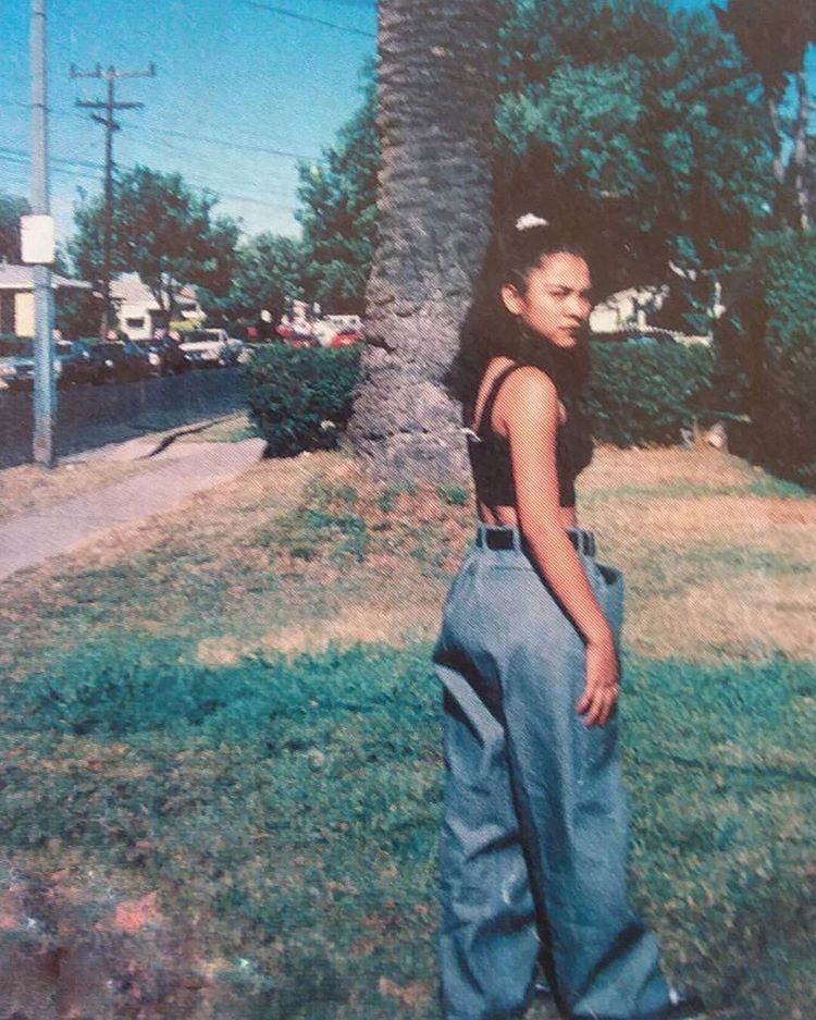 """Photo of Veteranas And Rucas on Instagram: """"This is Reina from Inglewood at age 15 in 1997. This photo was featured in Scholastic magazine to share Reina's story about growing up in…"""""""