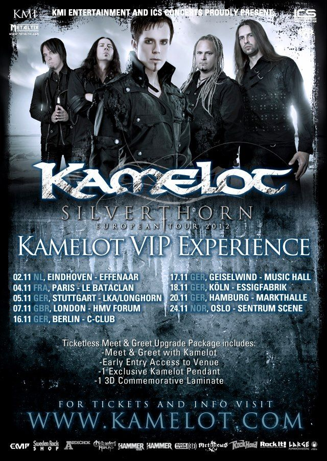 German dates added for vip tickets get your kamelotofficial german dates added for vip tickets get your kamelotofficial ticketless meet greet upgrade m4hsunfo