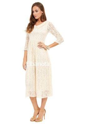 فساتين دانتيل كلاسيك فساتين كلاسيك طويلة فساتين خروج طويلة للمحجبات موضة بنوته أزياء بنوته بنوته كافيه Dresses Fashion White Dress