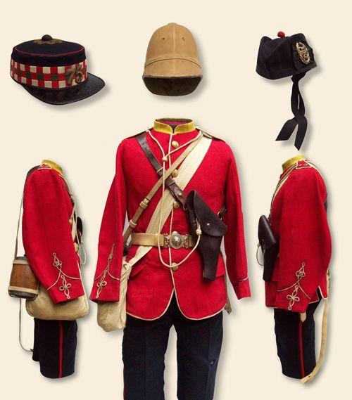 BRITISH ARMY 1879 Anglo Zulu War Steampunk HELMET HEADGEAR HAT COSTUME New