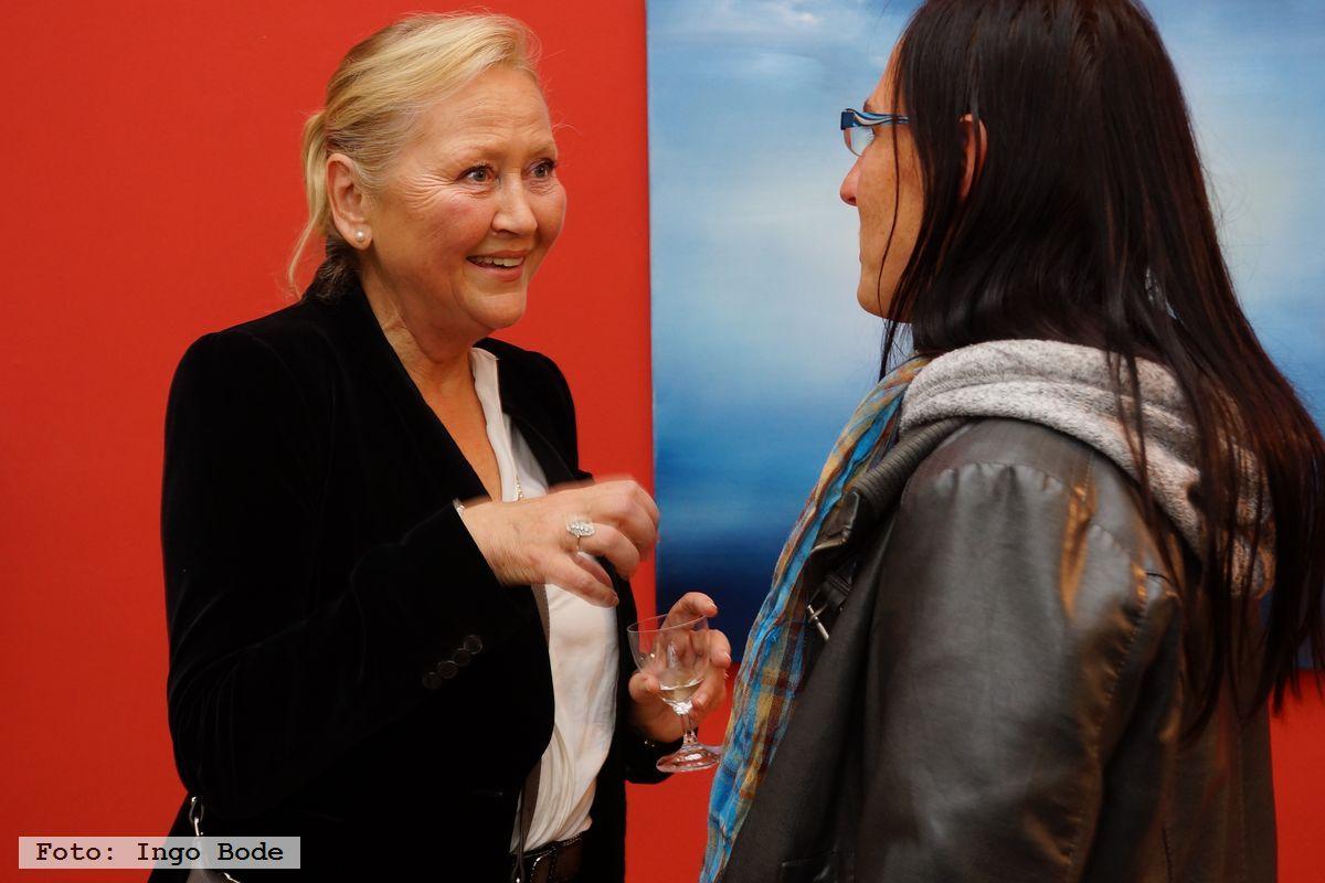 Eindrücke von der Vernissage am 26.09.2013 19:30 in #galerienuett #kunstindresden www.galerie-sybille-nuett.de #dresden