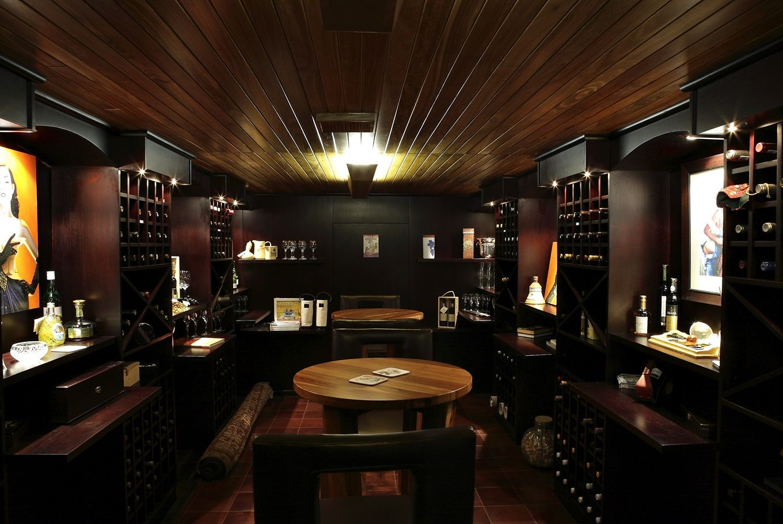 Man Cave Za : A gentlemen s wine cellar rawson za property