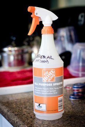 Productos de limpieza caseros suelos de cer mica for El vinagre desinfecta