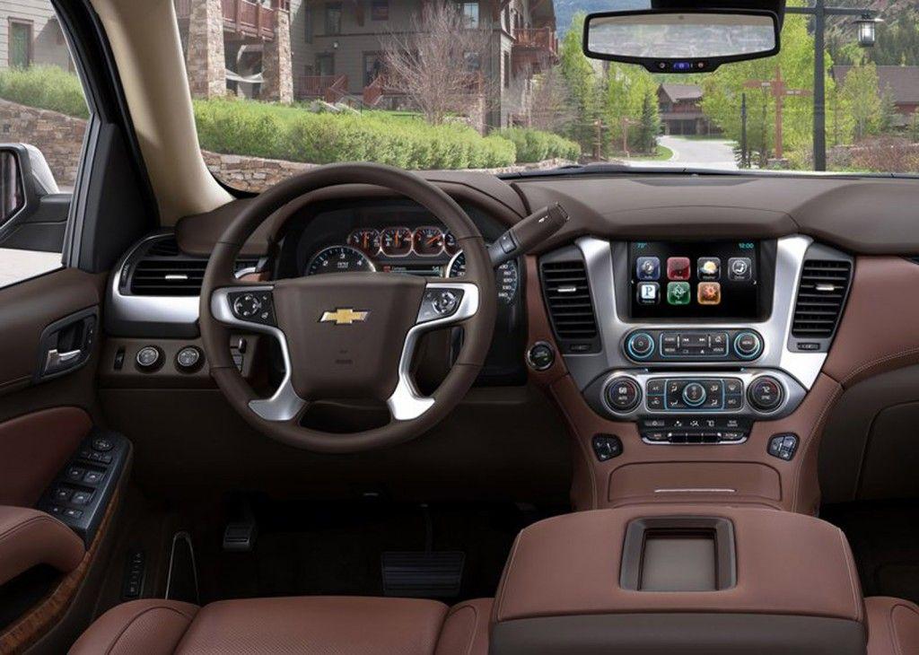 2015 Chevrolet Suburban Interior Wallpaper 1 I M In Love But