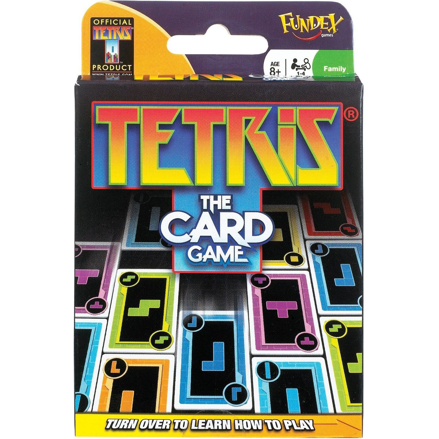 Tetris The Card Game Card Game Fundex Card Games Classic Video Games Online Card Games