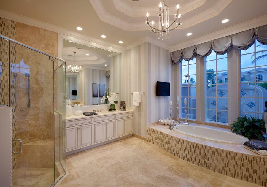 Casabella At Windermere Bathroom Design Luxury Luxury