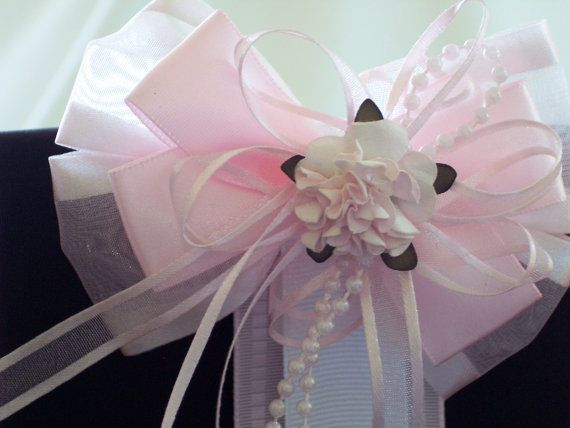 Barrette for you Flower Girl by Giftsbysally on Etsy, $3.00