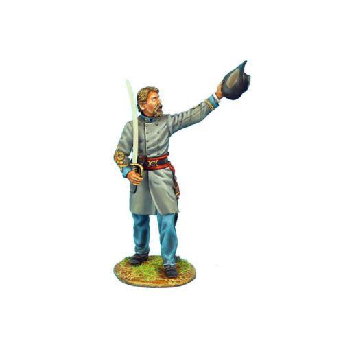 First-Legion-ACW041-Confederate-Major-Raising-Hat