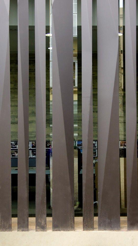 RCR Arquitectes || Biblioteca y Hogar del jubilado (Barcelona, España) || 2007                                                                                                                                                      Más