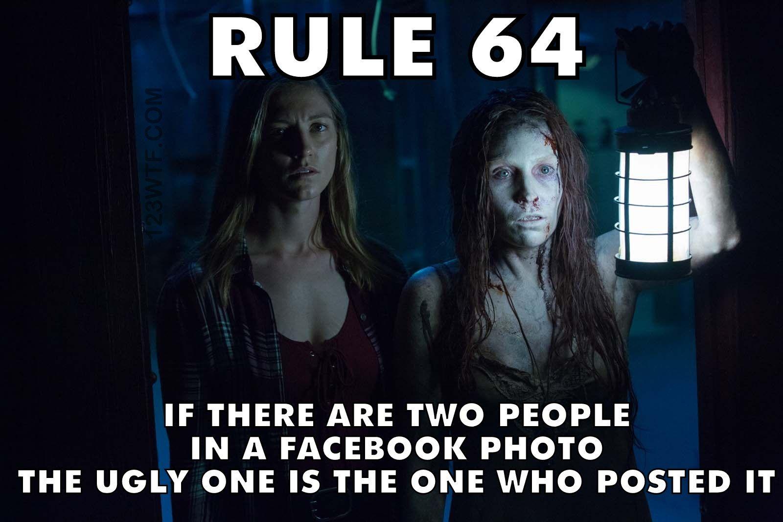 Rule 64 meme insisious insidious4 TheLastKey
