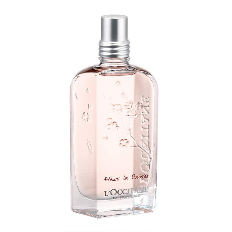 L Occitane Cherry Blossom Eau De Toilette 75ml Perfume Fragrances Perfume L Occitane
