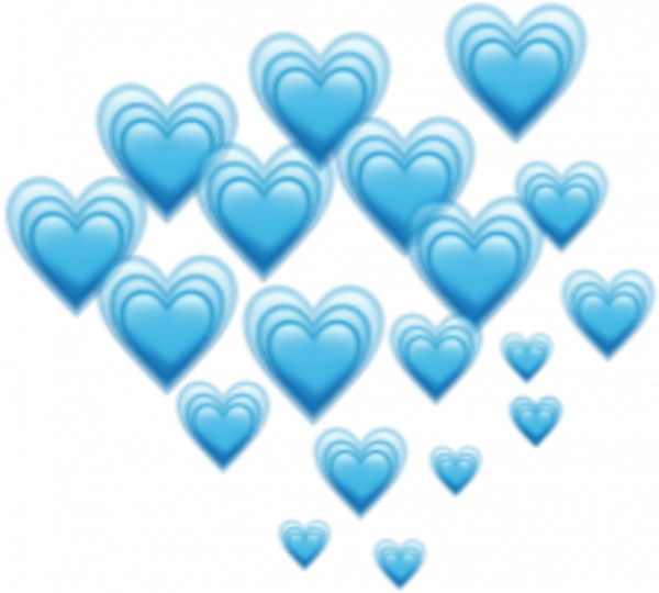 Pin By Babygirl On Blue Emoji Hearts For My Baby Heart Emoji Pink Heart Emoji Blue Heart Emoji