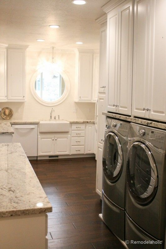 Fabulous Laundry Room Design Ideas From Remodelaholic 36 Of 103