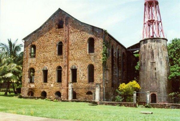 Devil's Island Prison - French Guiana