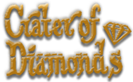 Crater of Diamonds offers park visitors a one-of-a-kind experience—the adventure of hunting for real diamonds. You'll search over a 37 ½-acre plowed field that is the eroded surface of the world's eighth largest diamond-bearing volcanic crater. If you find a diamond, it is yours to keep.