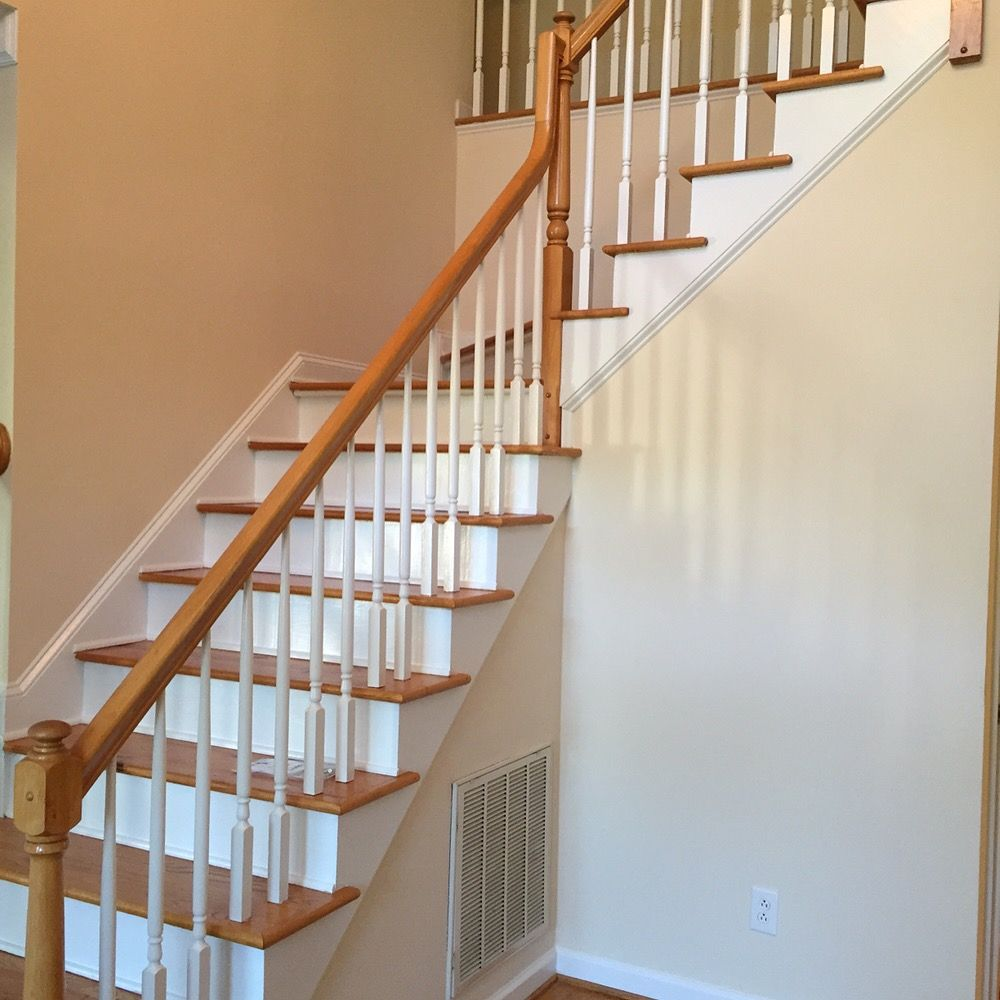 Painting Our Banister Black (With Images)