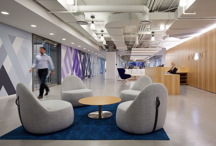 office tour avant offices chicago office designs interiors and