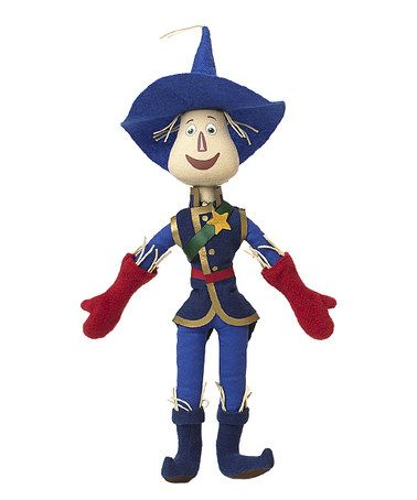 Loving this Scarecrow 13'' Doll on #zulily! #zulilyfinds