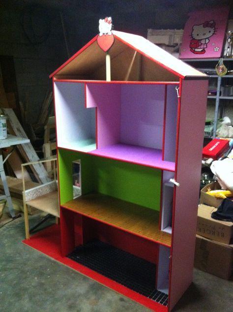 maison de poupée Instructions de montage Do-it-yourself Dollhouses