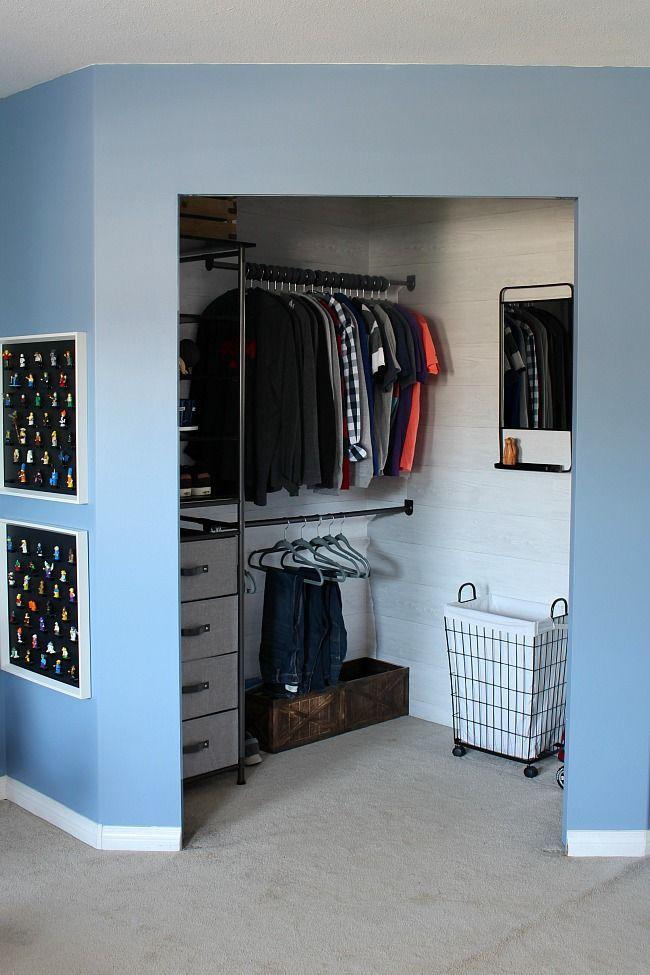 Closet Organizer and Closet Organization Tips images