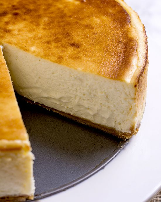 What's Healthy About Cheesecake