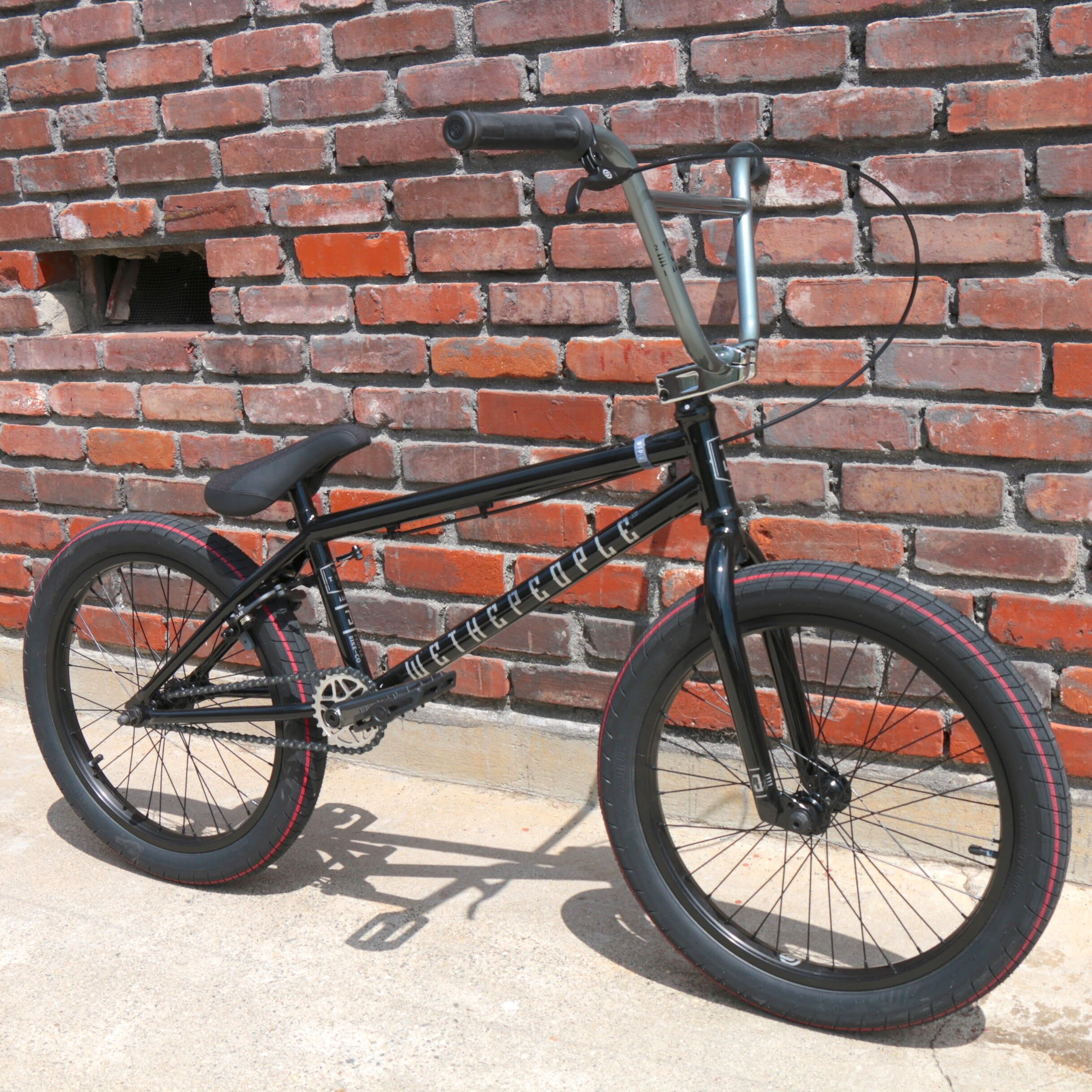 One Left Grab The Last Wethepeoplebmx Justice Bike In Graphite Black Tap The Photo To Order Online Or Pick One Up In S We The People Bmx Bmx Street Bmx Shop