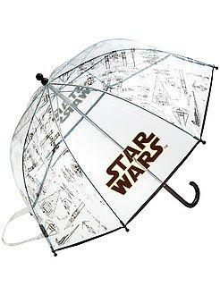 077f255cb74 Accesorios - Paraguas transparente 'Star Wars' - Kiabi | Kids ...