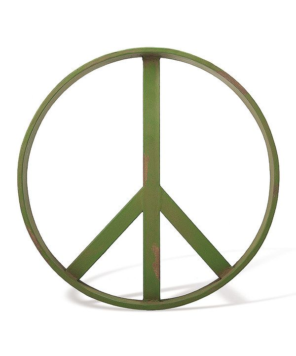 Look at this Guacamole Peace Wall Art on #zulily today! | Home and ...