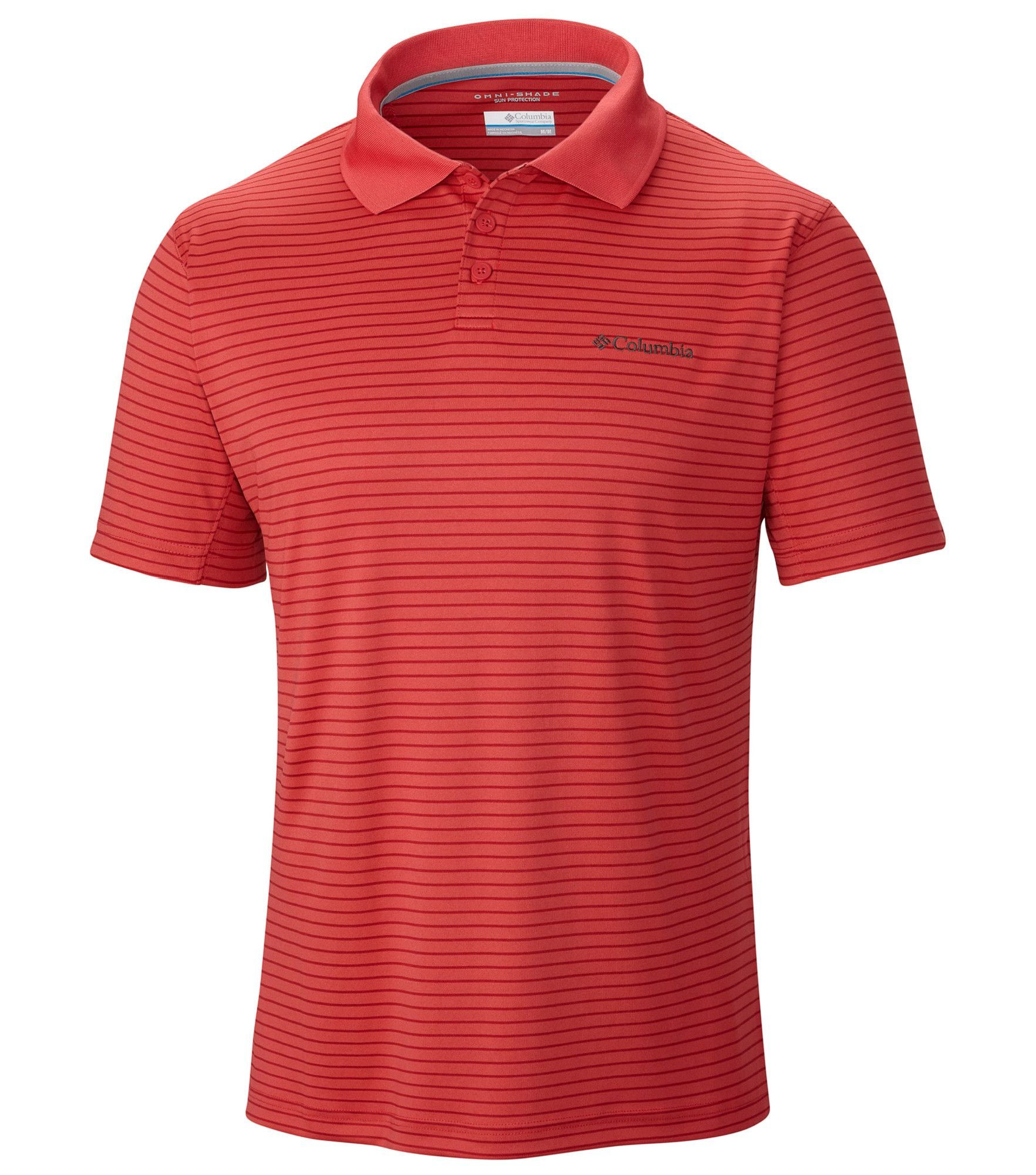 Columbia Utilizer Stripe Polo Shirt - Mens