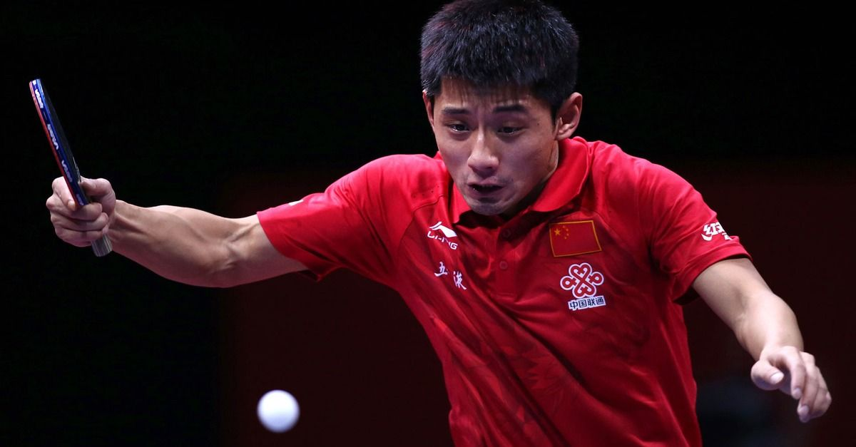 Table Tennis Champion Loses 45 000 Prize After Partially Destroying Arena Tennis Champion Champion Table Tennis