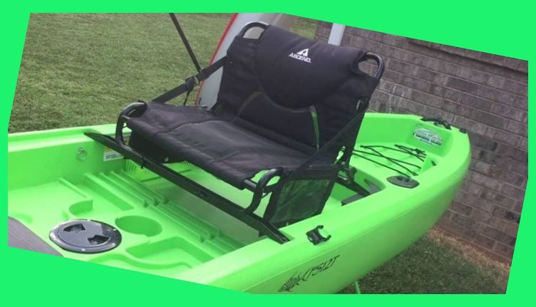 20 Comfy Kayak Boat Seat Modification Ideas Ocean Fishing Kayak With Foot Pedals Kayak F In 2020 Kayak Seats Kayak Fishing Diy Kayak Boats
