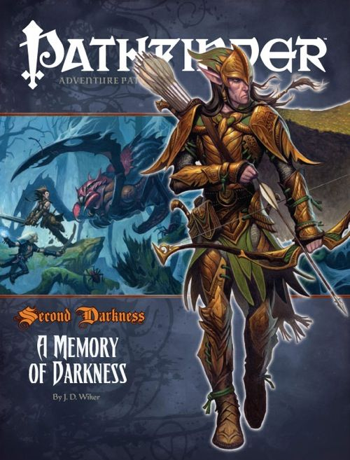 "Pathfinder #17—Second Darkness Chapter 5: ""A Memory of Darkness"" (OGL) 