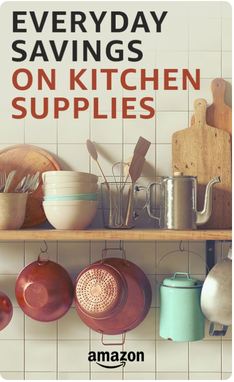 Amazon Kitchen Essentials: Obsessed With All My Kitchen Essentials I Got From Amazon