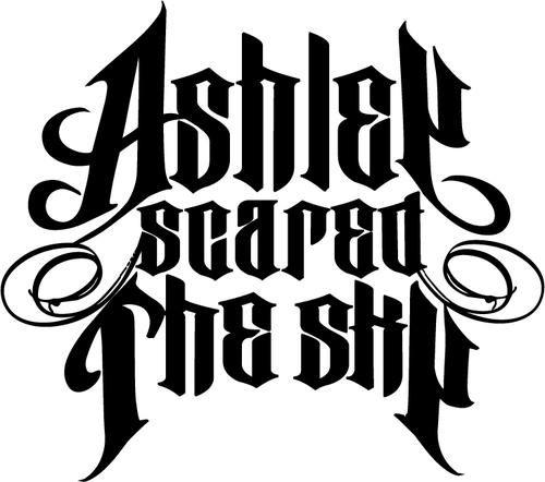 Ashley Scared The Sky